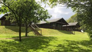 Hollybush Barn holiday lodges