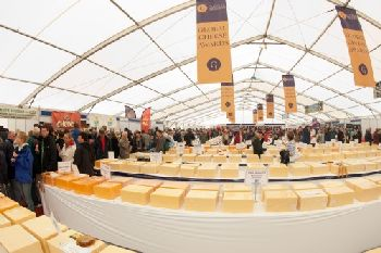 Frome Cheese Show
