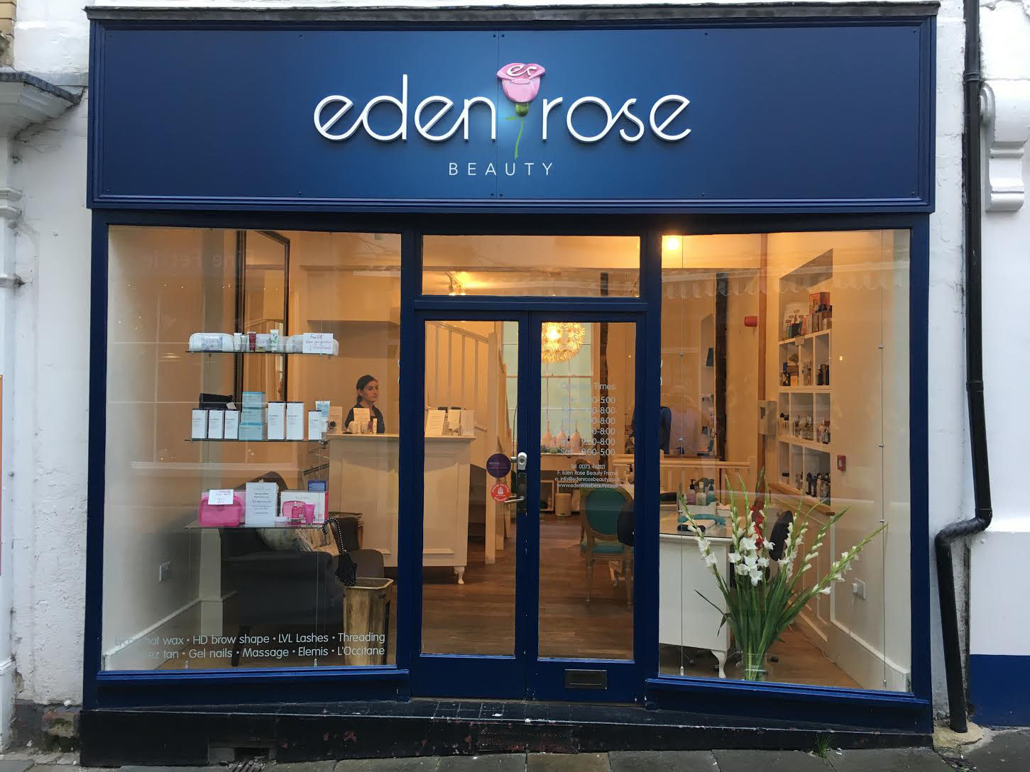 Eden Rose Beauty Discover Frome