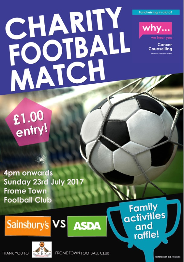 Charity Football Event Discover Frome