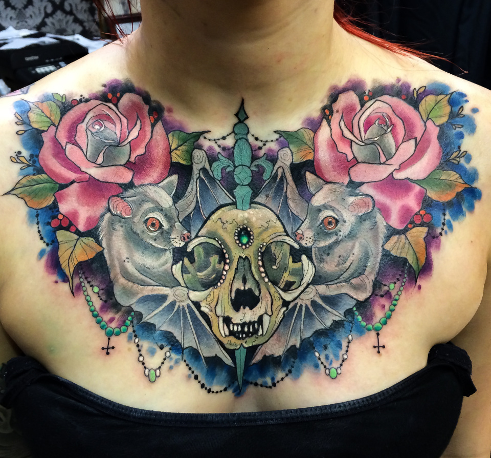Black moon tattoo discover frome for Black moon tattoo