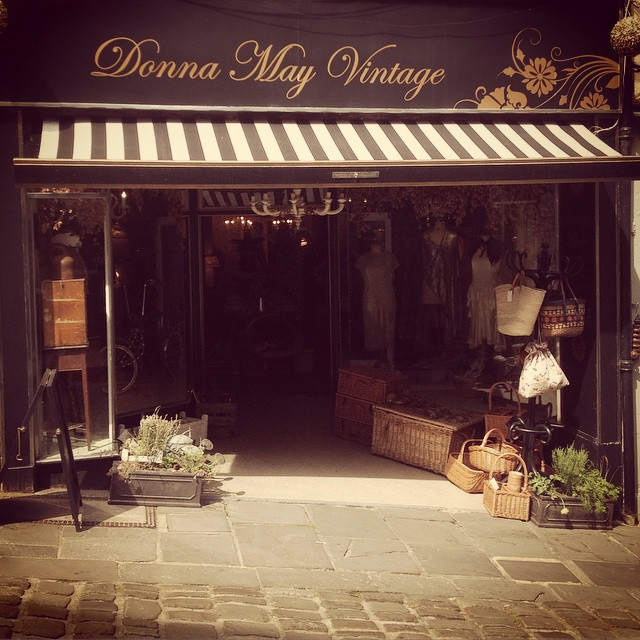 Donna May Vintage