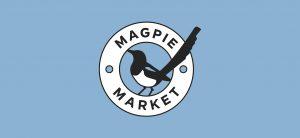 Magpie market poster