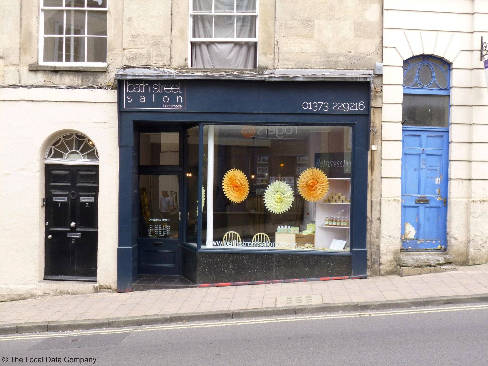Bath Street Salon