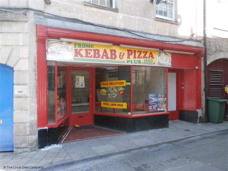 Frome Kebab and Pizza Plus
