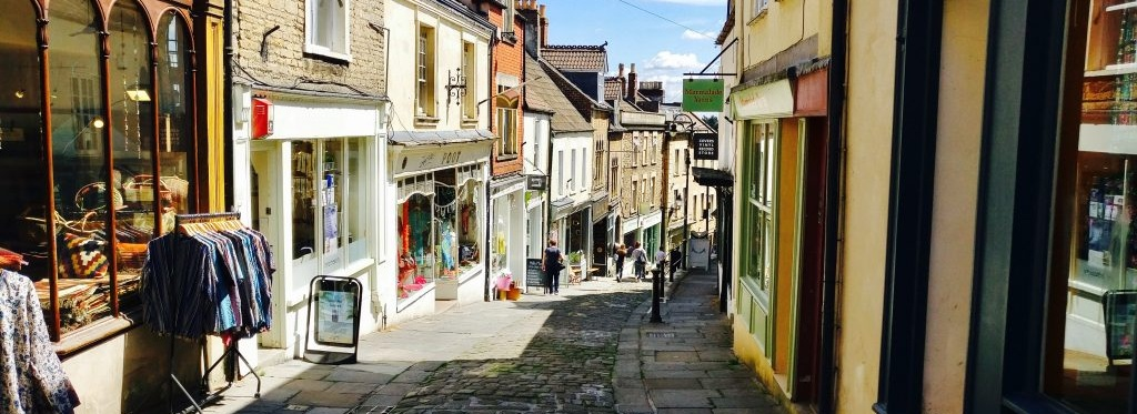 Catherine Hill, Frome