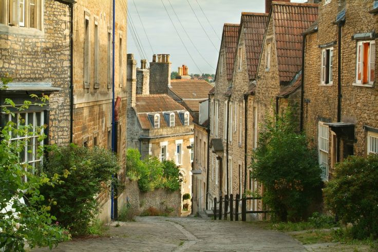 Historic Gentle Street, in the heart of Frome, Somerset. Our walks will stop along its street, and the Heritage Trail and Plaques Trail will let you learn a bit more about its history