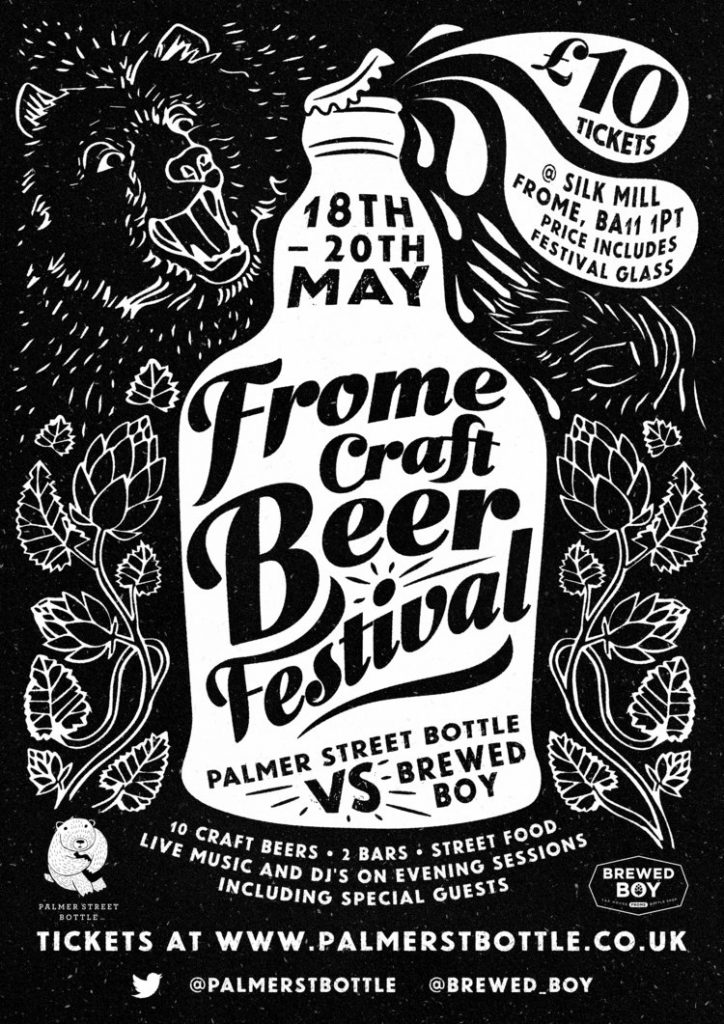 Frome Craft Beer Festival