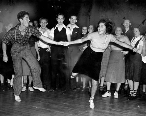 Swing Dance Beginners Workshop Discover Frome