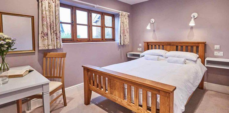 Rook Lane B&B bedroom