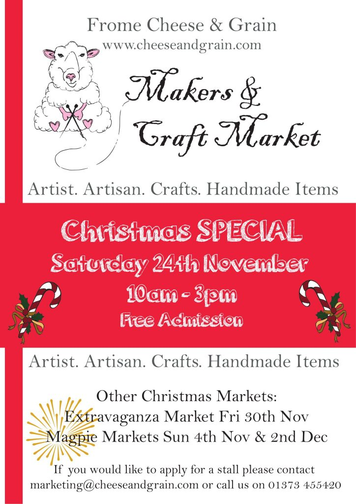 CHRISTMAS MAKERS MARKET - Discover Frome