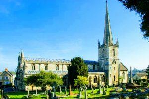 St John's church Frome