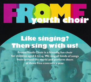 Frome Youth Choir