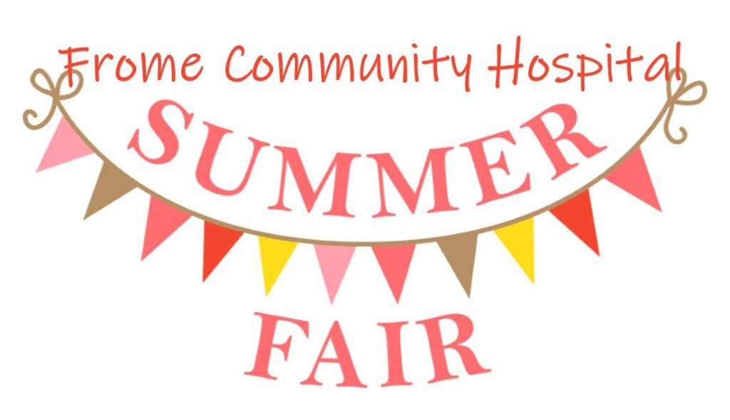 Frome Community Hospital Summer Fair