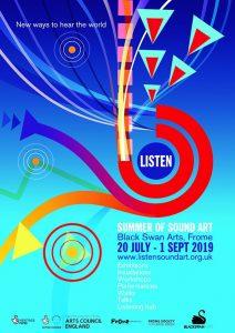 Listen - a summer of sound art