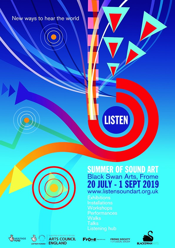 Listen - a summer of sound art