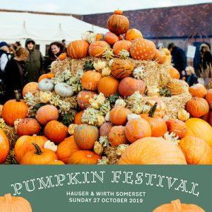 Pumpkin Festival Hauser & Wirth