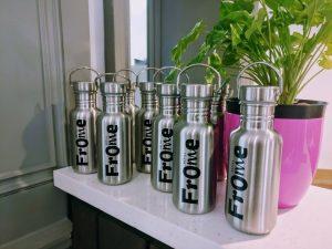 Refill Frome bottles
