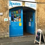 YMCA Routes cafe