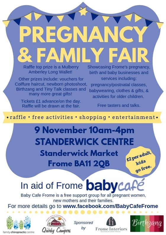 NCT pregnancy fair