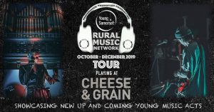 Rural Music Network Tour poster