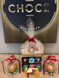 Choc et al Christmas