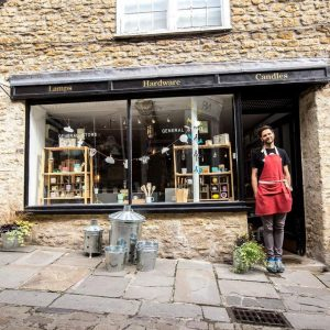 Frome Hardware shop front