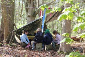 Hidden Woods forest school