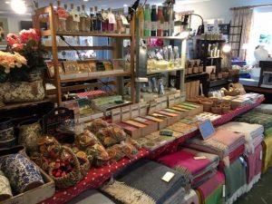 market stall