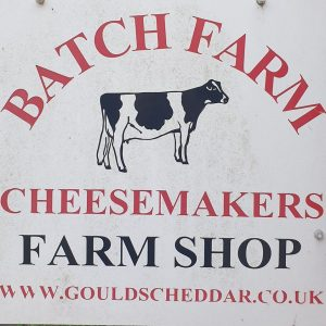 Batch Farm sign