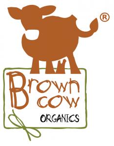 Brown Cow Organics logo