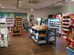 Farleigh Road Farm shop interior