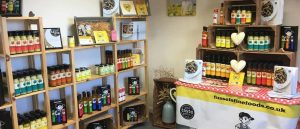 Fussels fine foods farm shop