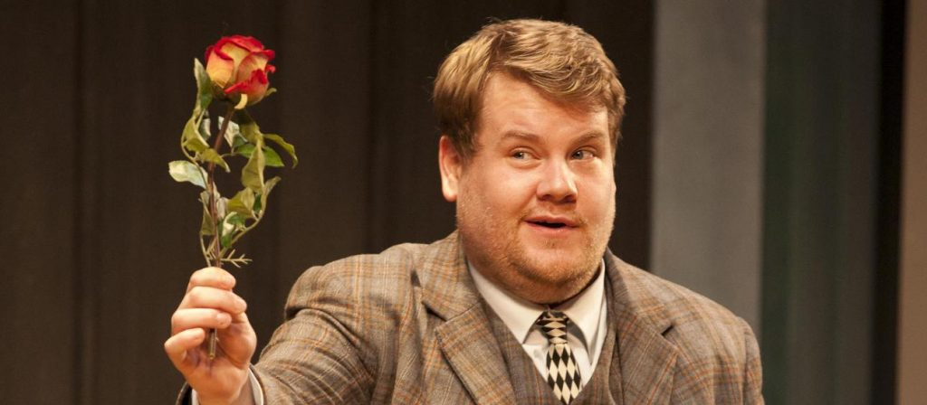 James Corden in One Man Two Guvnors