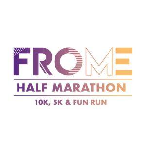 Frome Half Marathon poster