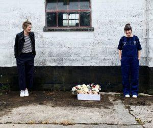Jen and Lucy - Dead Head Flower Farm