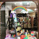 Postscript shop front