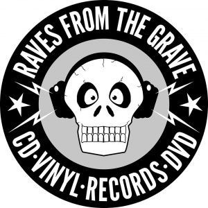 raves from the grave logo