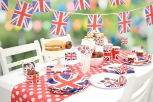 VE Day tea Party