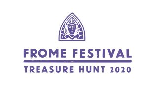 Frome Festival Treasure Hunt 2020 logo