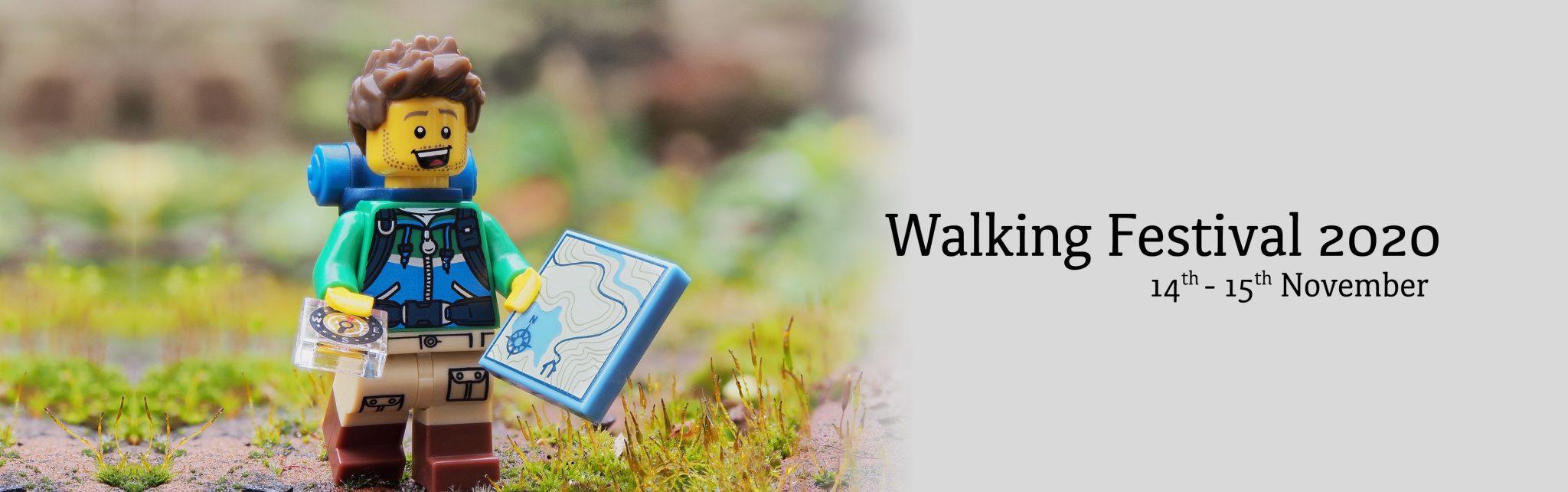 Walking Festival 2020 banner