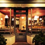 Photo of front of High Pavement restaurant