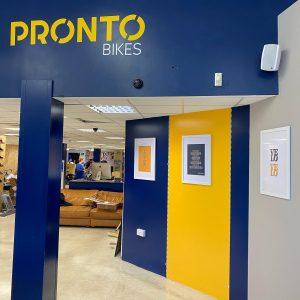 Pronto bikes