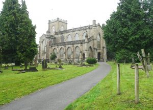 Christ Church Frome