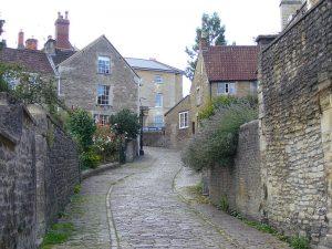 Gentle Street, Frome