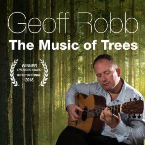 Geoff Robb playing guitar