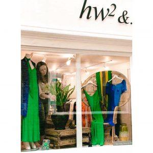 HW2 shop front