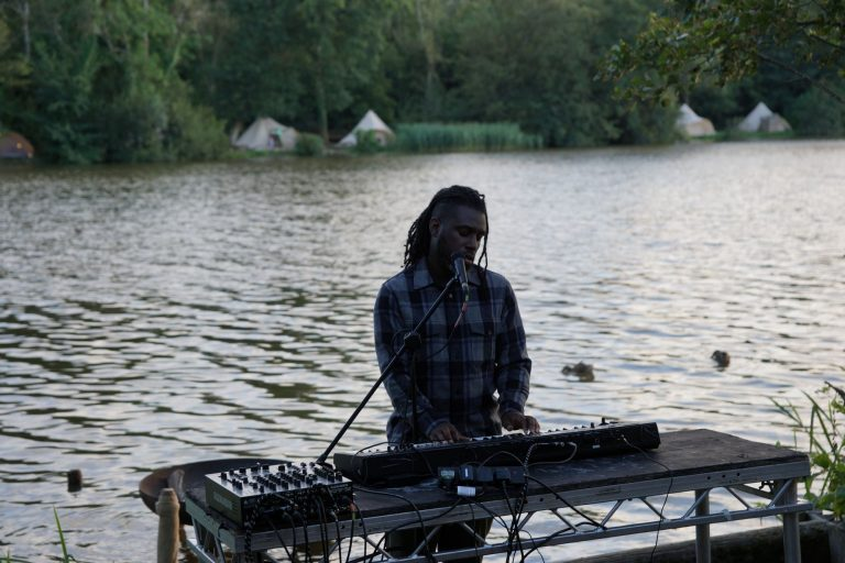 Marston Park performer