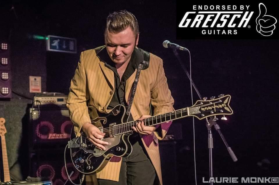 Ruzz Guitar's Blues Revue + Pete Gage Band