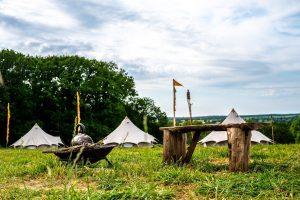 Be wilder camp